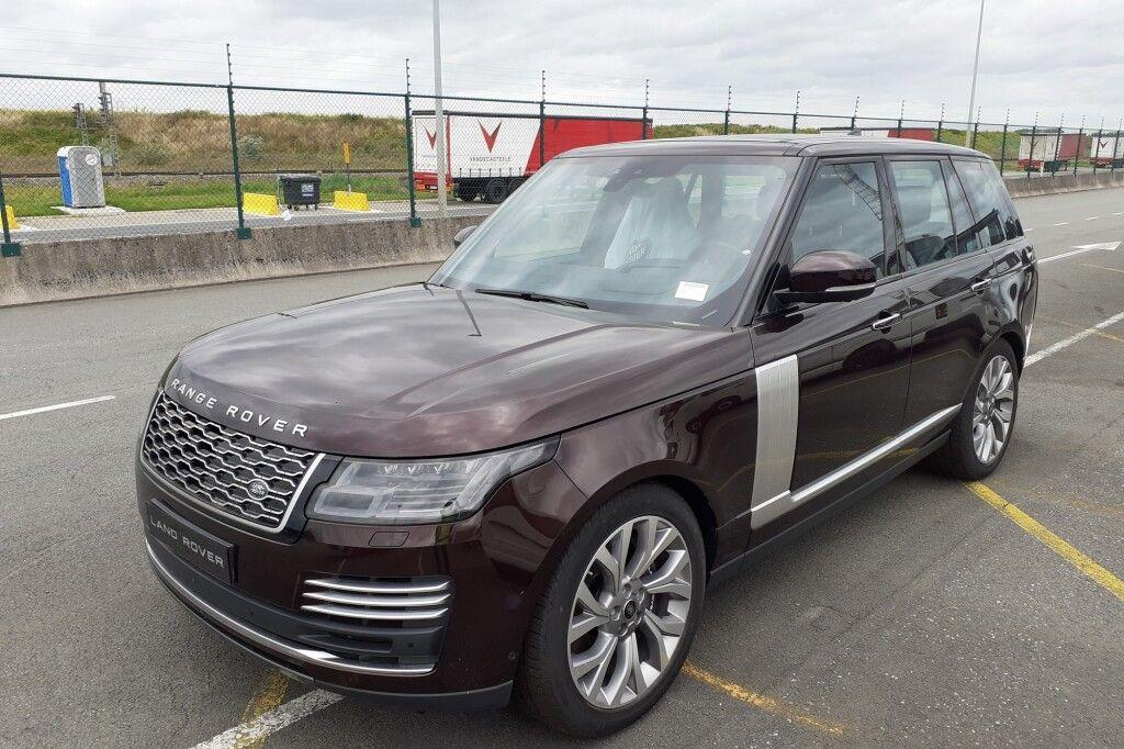 Land Rover Range Rover 2018 фото