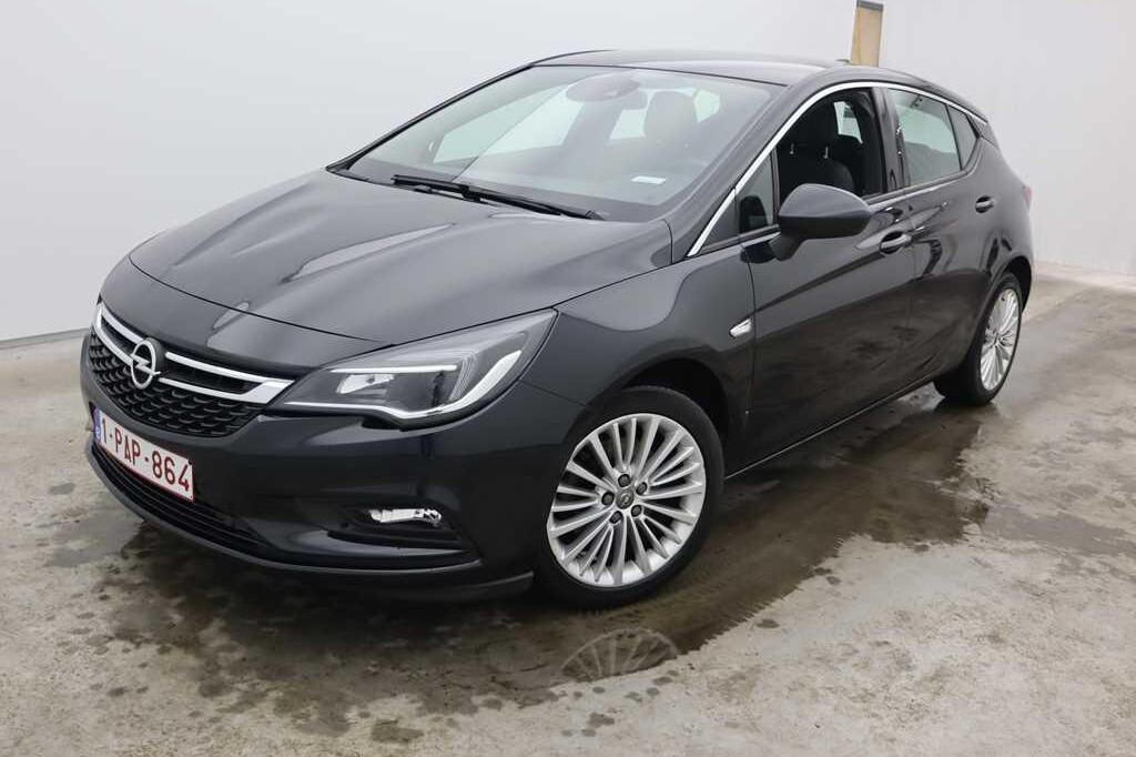 Opel Astra 2016 фото
