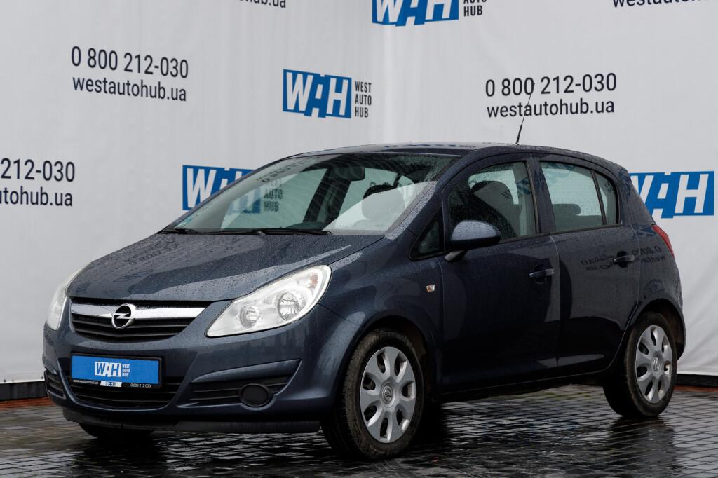 Opel Corsa 2009 фото