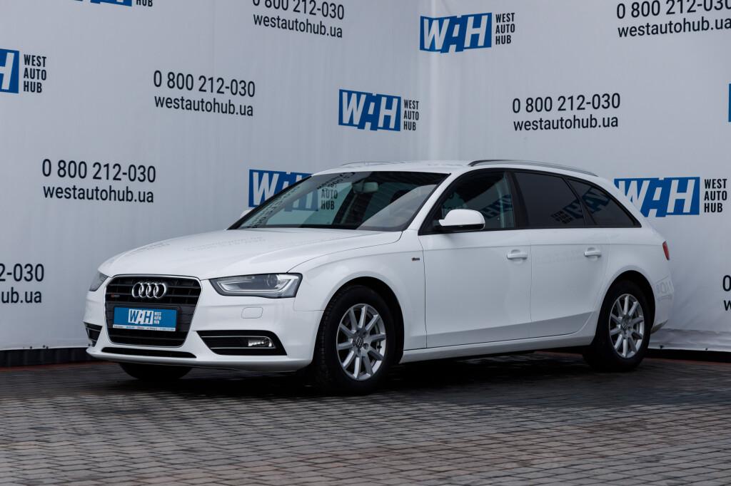 Audi A4 S Line фото