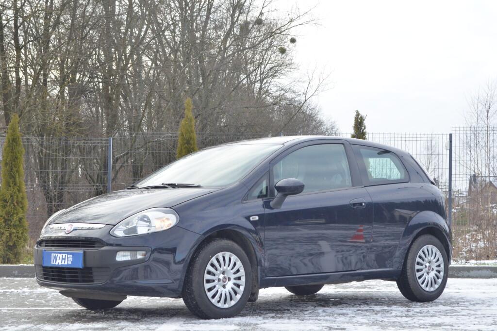 Fiat Punto фото