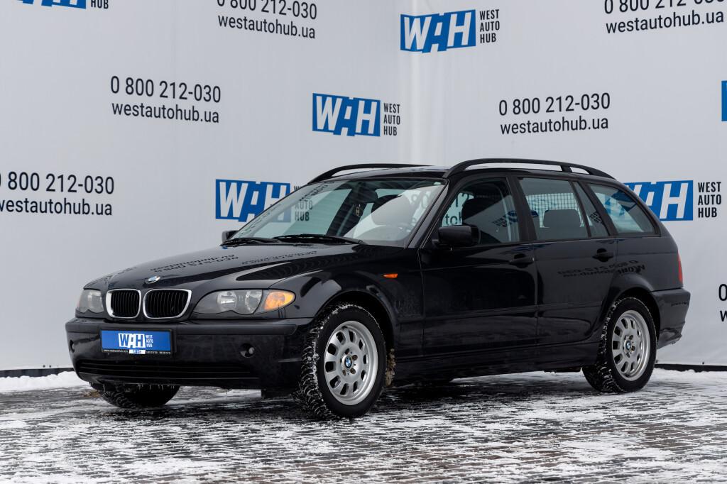 BMW 318 фото