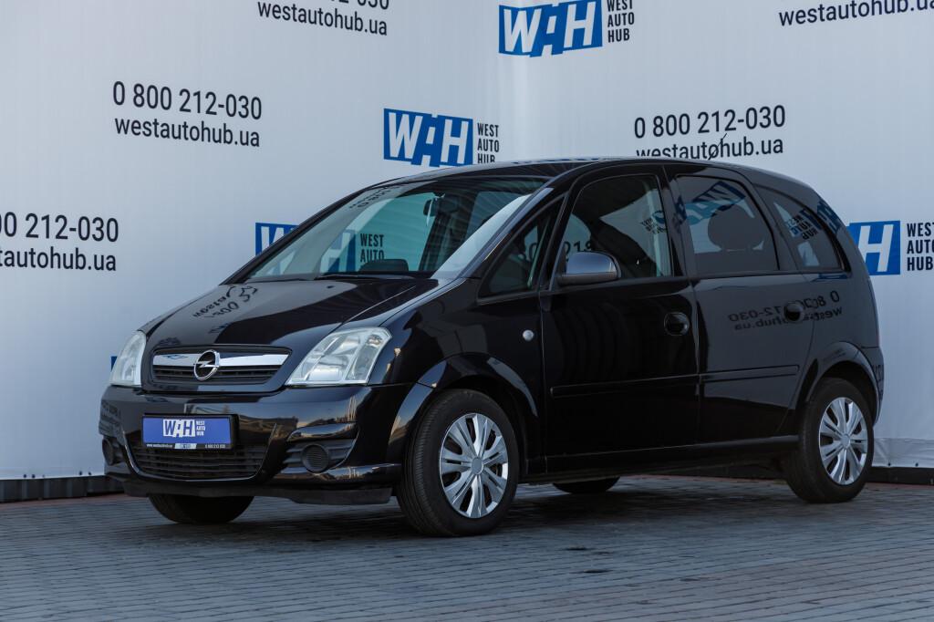 Opel Meriva 2006 фото