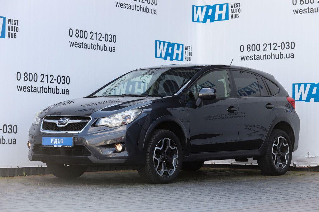 Subaru XV 2014 фото