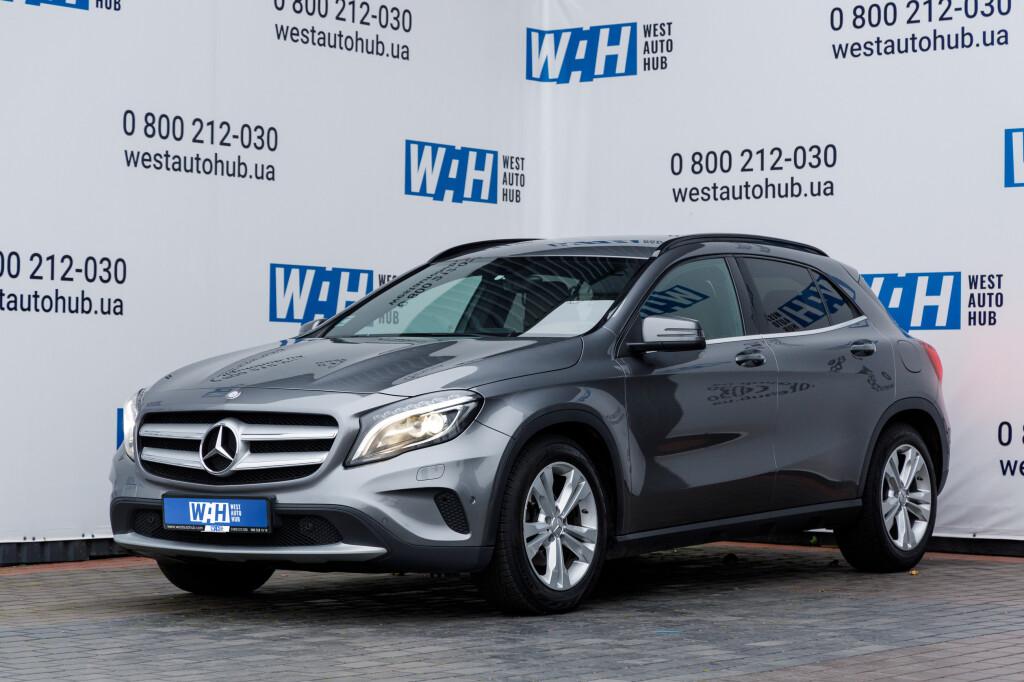 Mercedes-Benz GLA 220 4MATIC фото