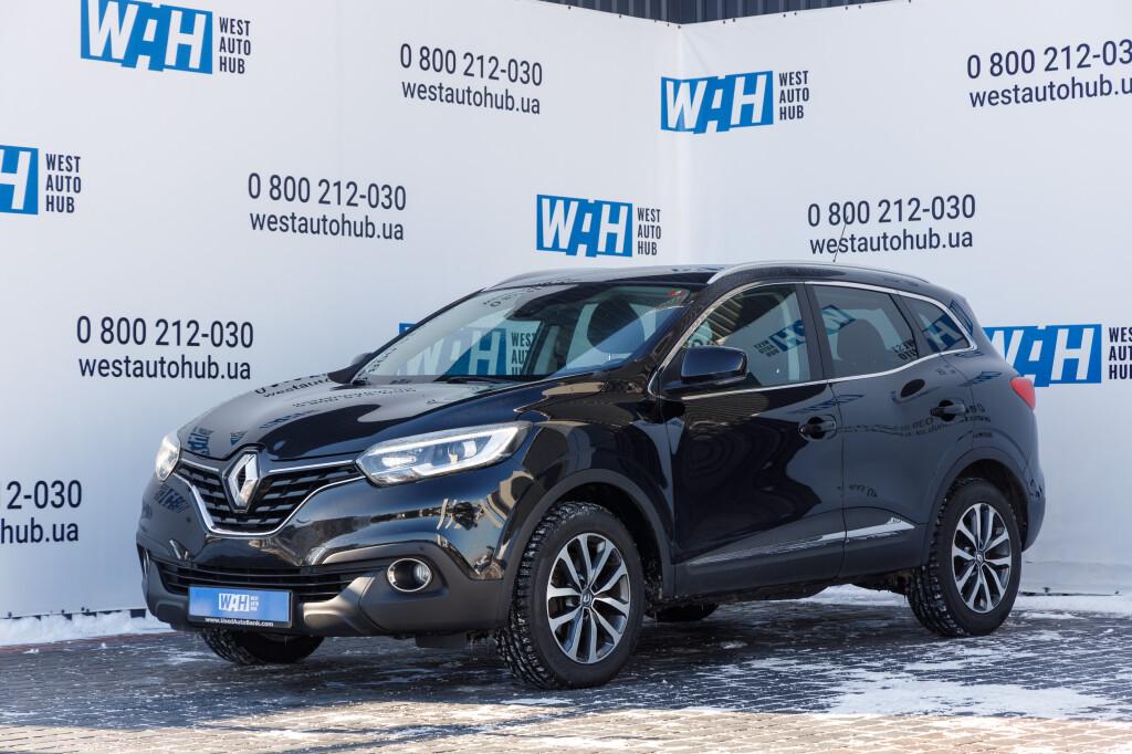 Renault Kadjar фото