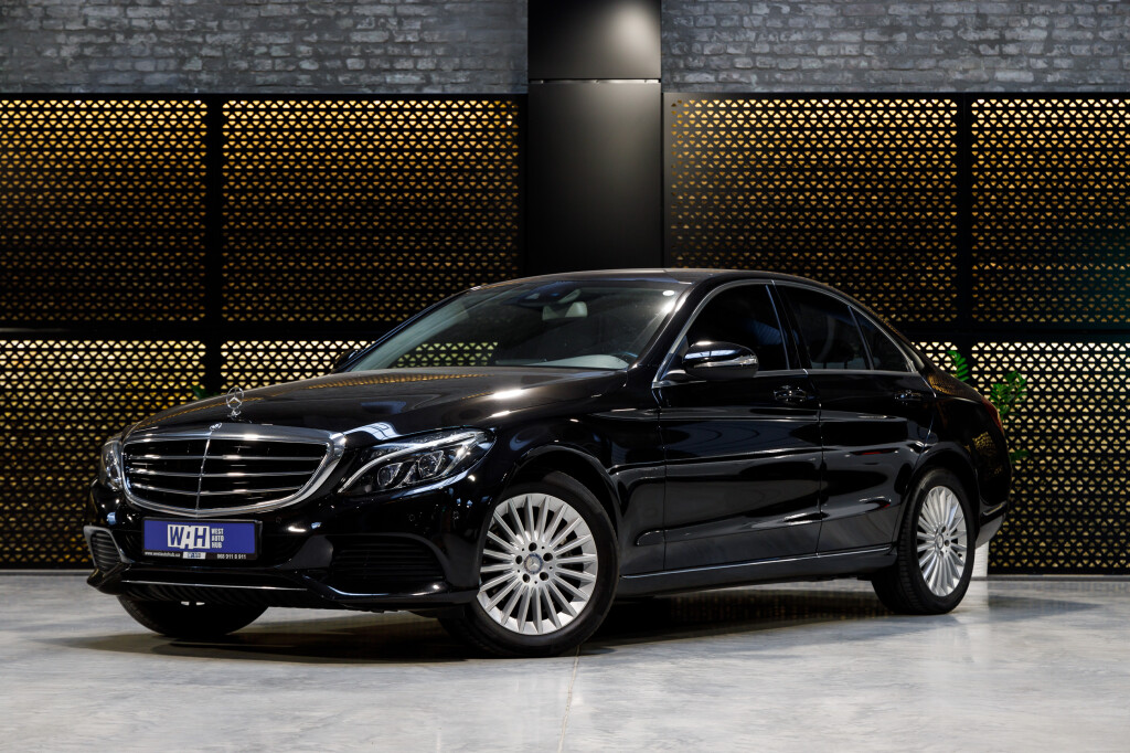 Mercedes-Benz C 180 Exclusive 2014 фото