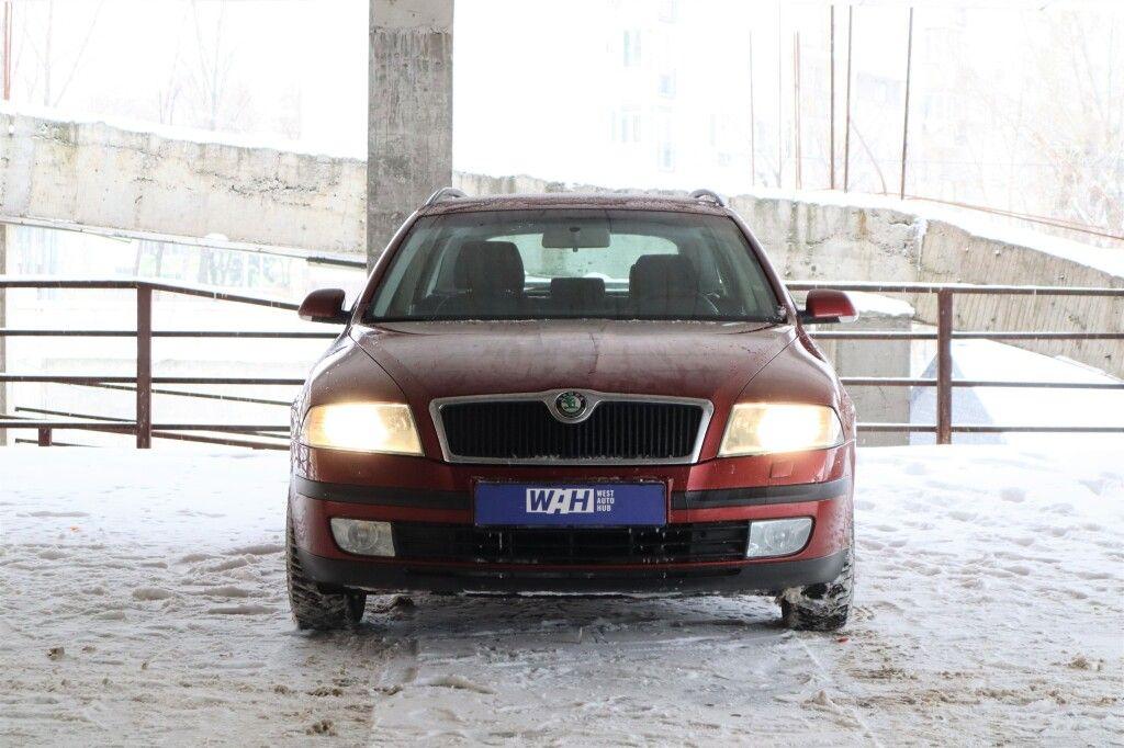 Skoda Octavia A5 MPI фото