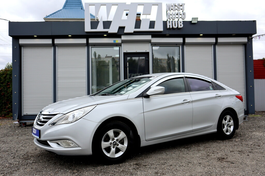 Hyundai Sonata LPI 2015 фото
