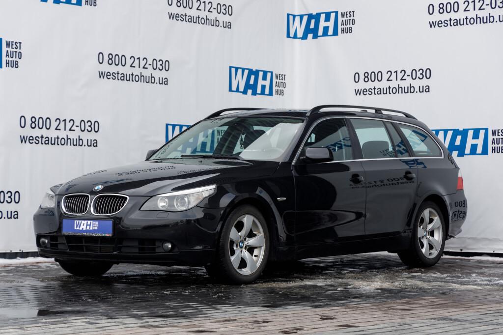BMW 520 фото