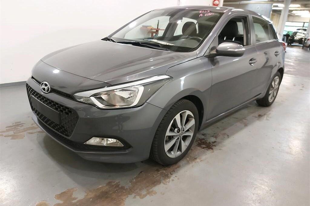 Hyundai i20 2018 фото
