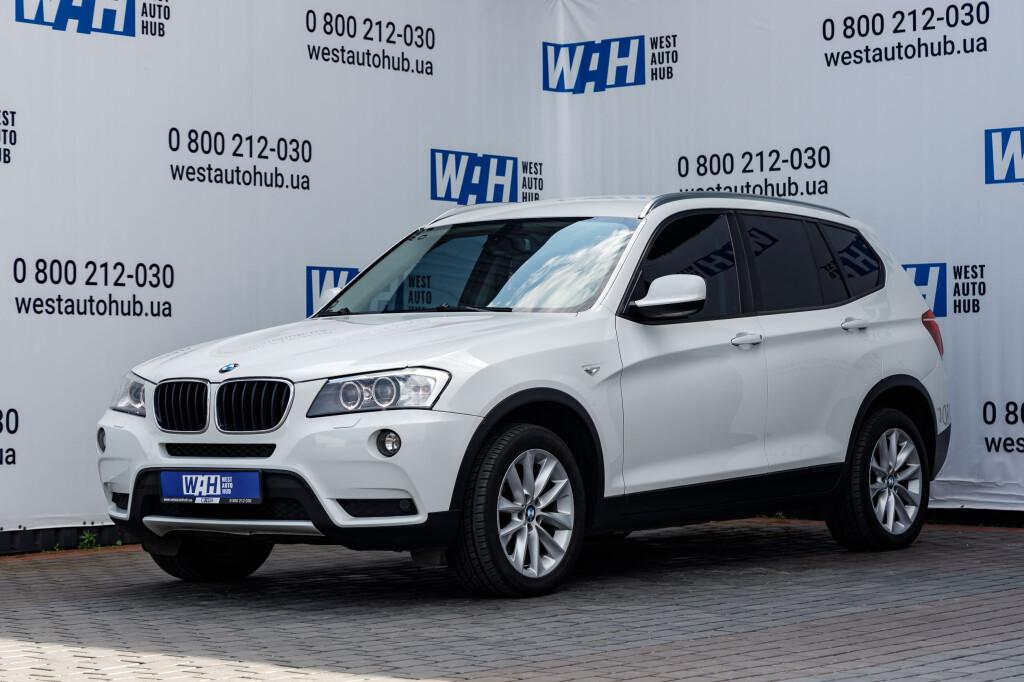 BMW X3 2011 фото