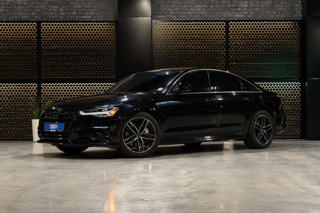 Audi A6 Premium Plus фото