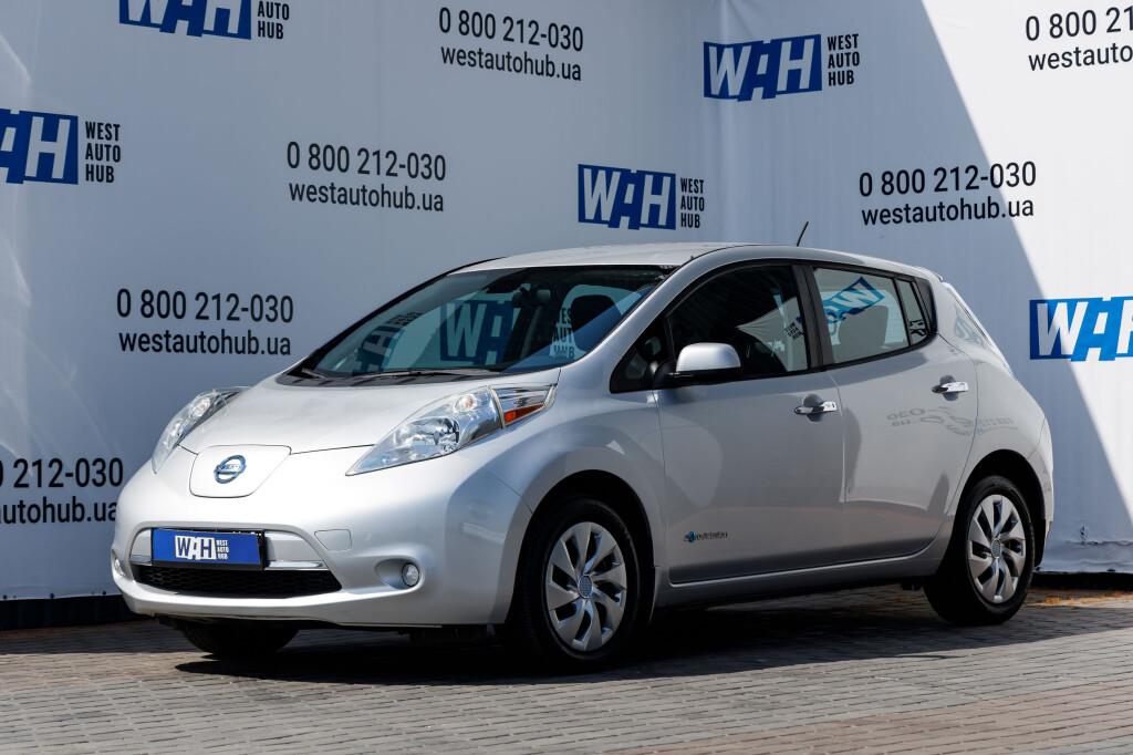 Nissan Leaf 2014 фото