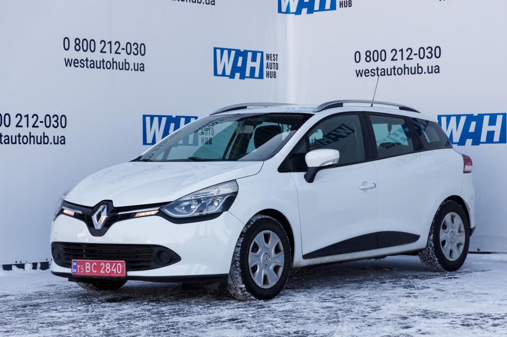 Renault Clio фото