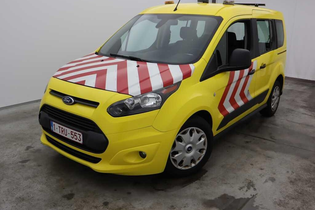 Ford Tourneo Connect пасс. 2018 фото