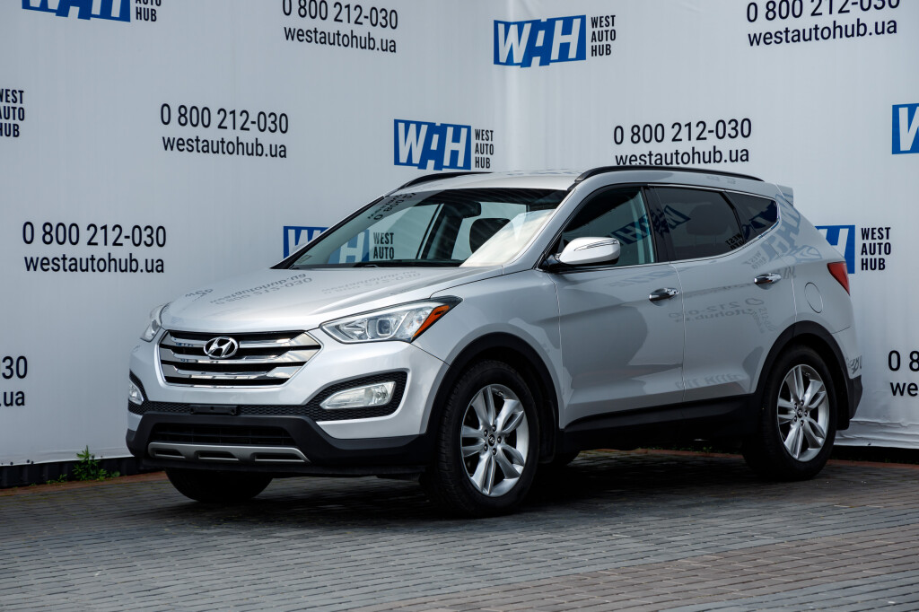 Hyundai Santa FE 2013 фото