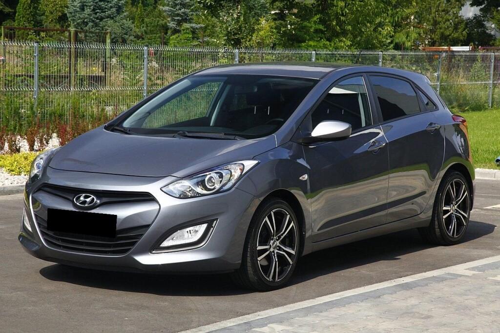Hyundai i30 2013 фото