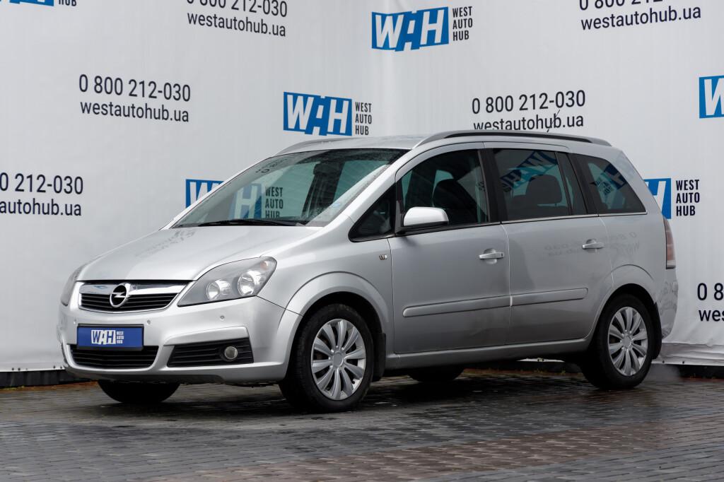 Opel Zafira 2006 фото