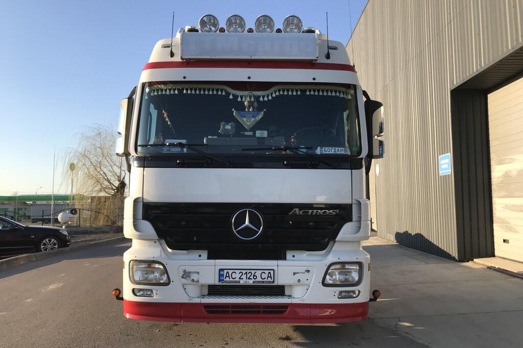 Mercedes-Benz Actros 1846 2006 фото