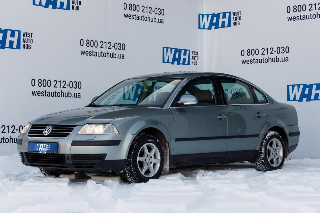 Volkswagen Passat B5 фото