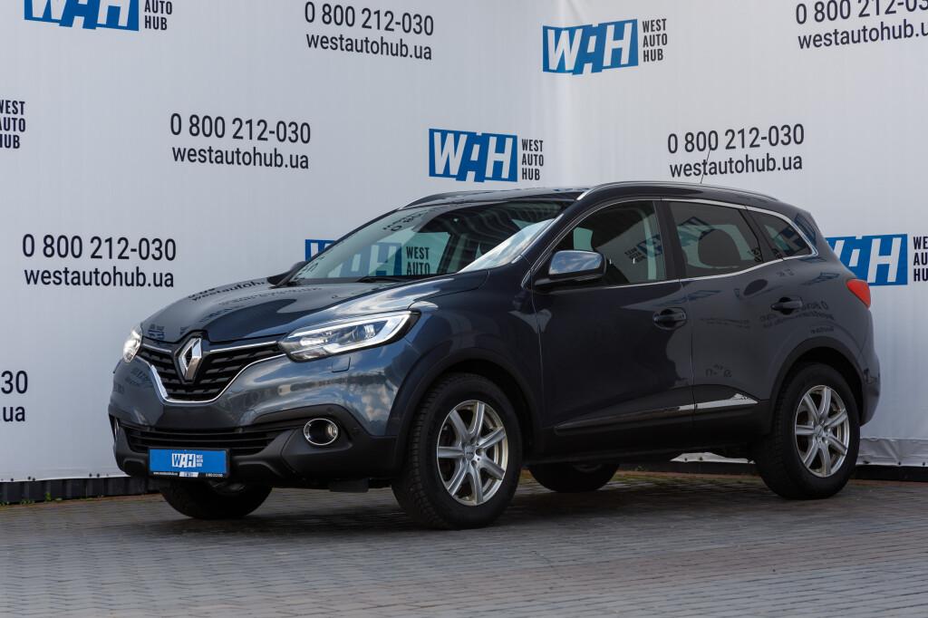 Renault Kadjar 2015 фото