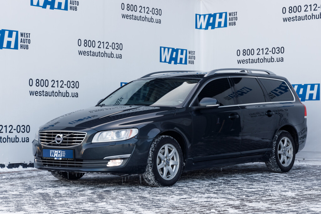 Volvo V70 D4 AWD фото
