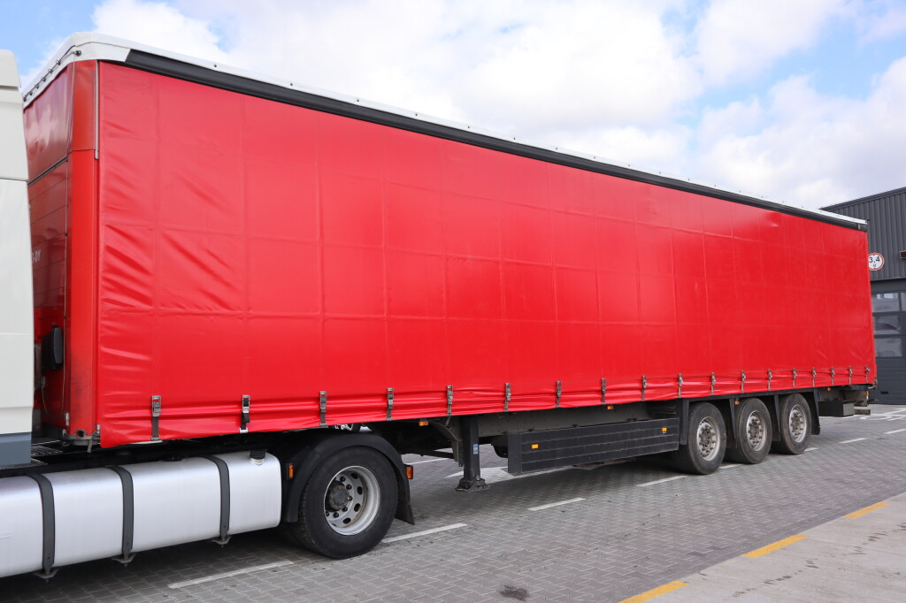 Schmitz Cargobull SCS 2014 фото