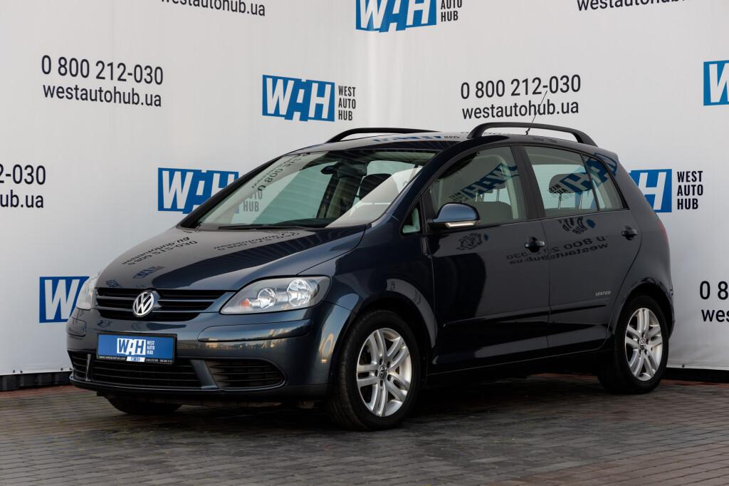 Volkswagen Golf Plus фото