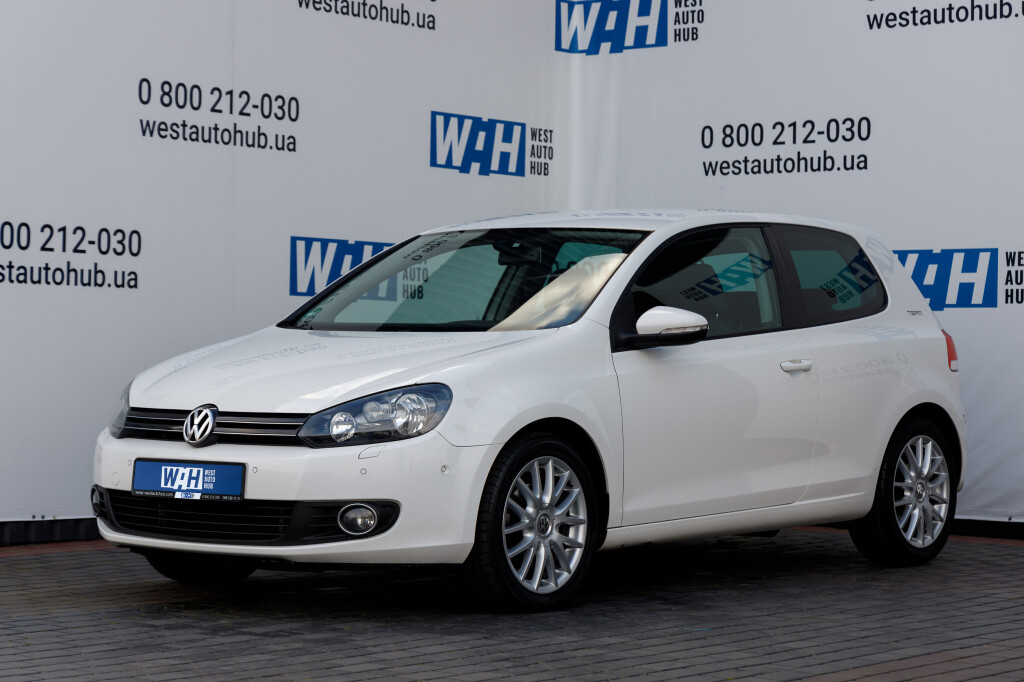 Volkswagen Golf VI TEAM фото
