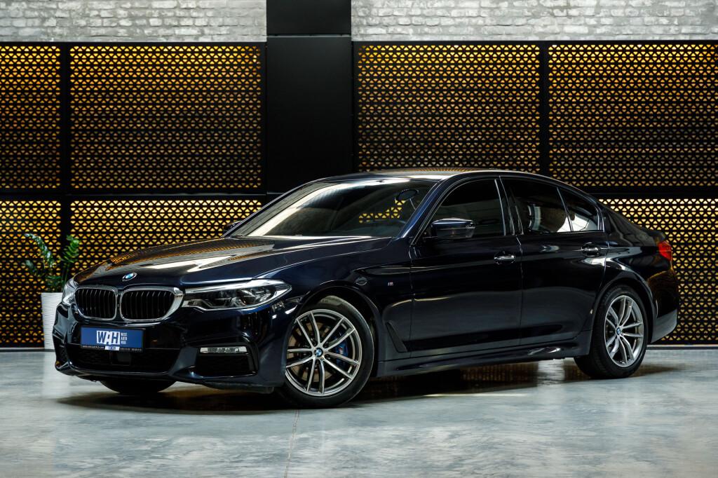 BMW 530 2017 фото