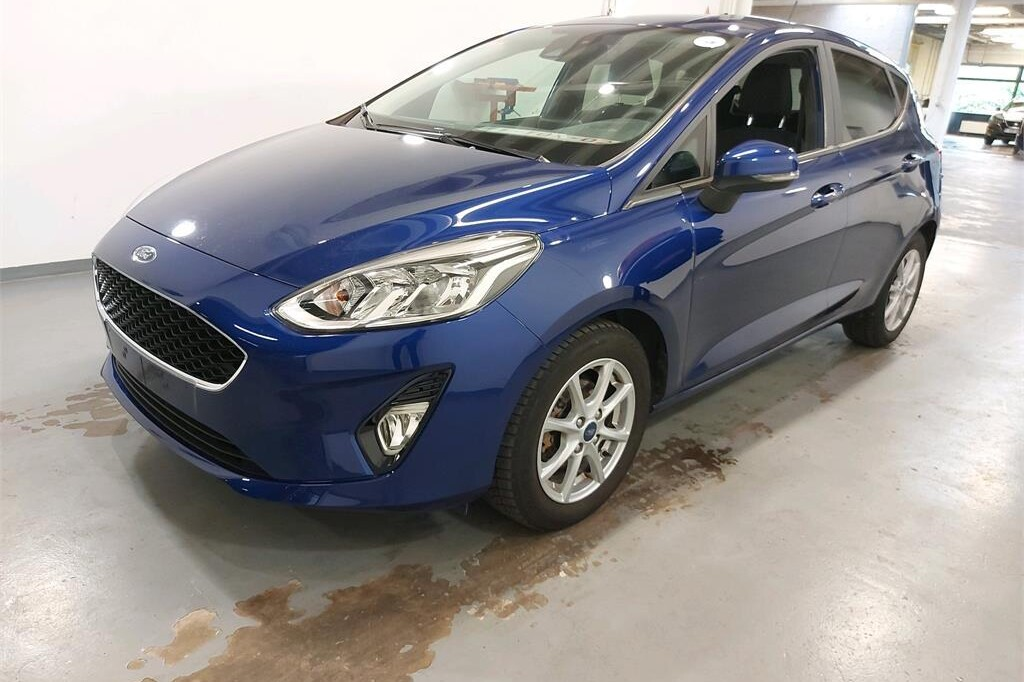 Ford Fiesta 2018 фото