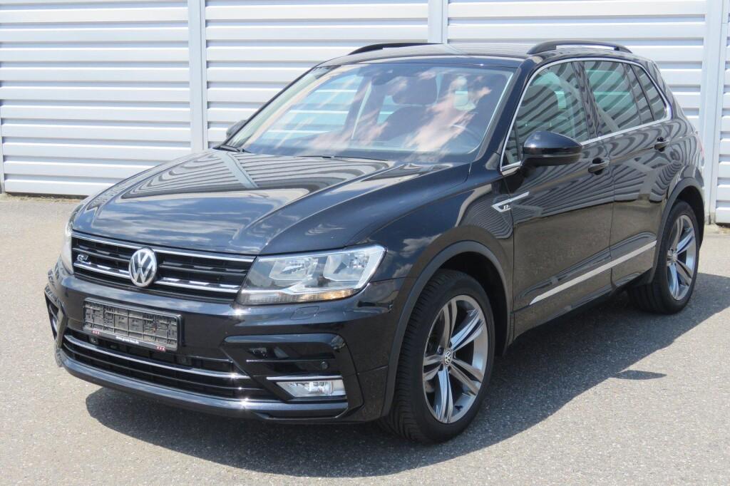Volkswagen Tiguan 2016 фото