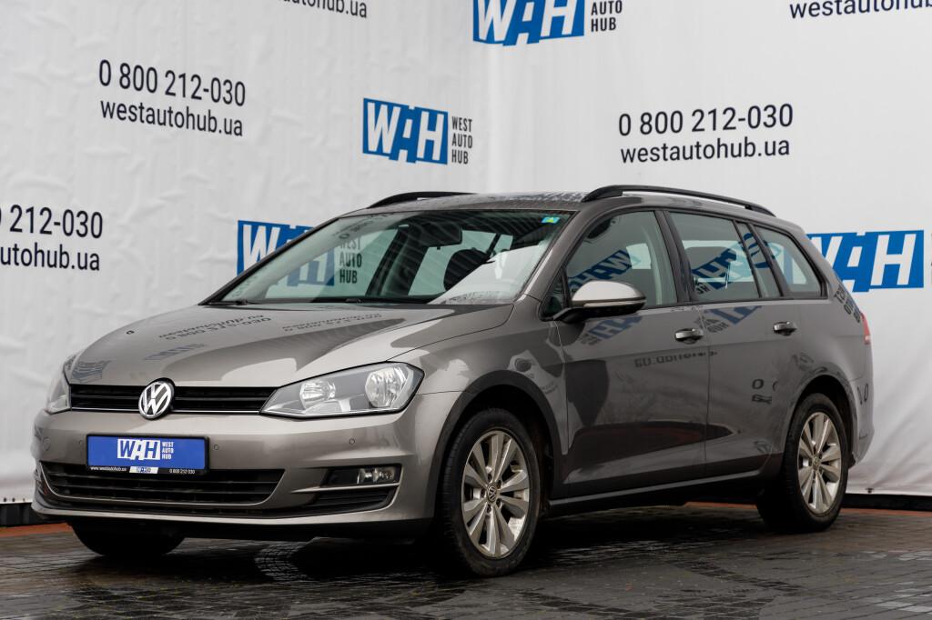 Volkswagen Golf VII фото