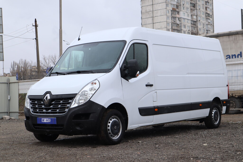 Renault Master L3H2 фото