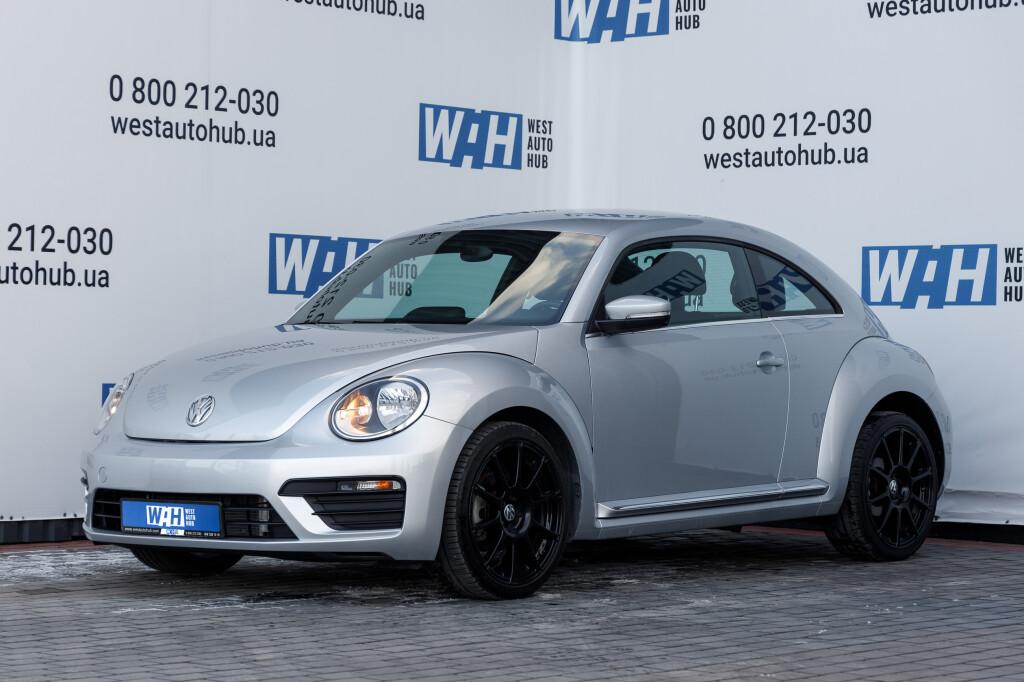 Volkswagen Beetle 2014 фото
