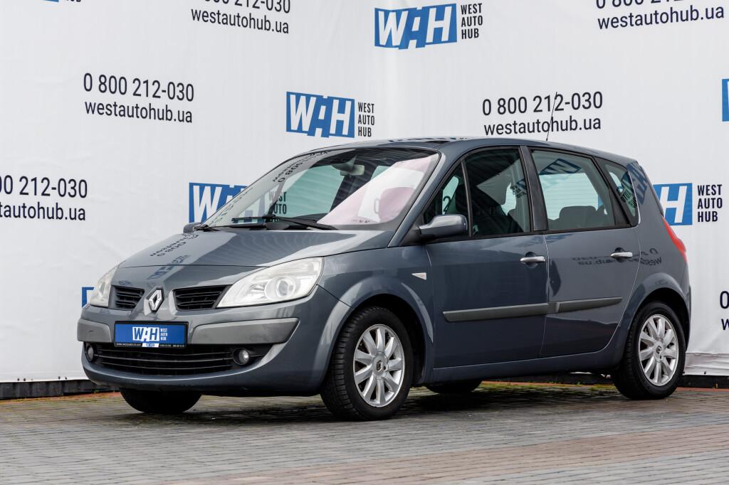Renault Scenic 2007 фото