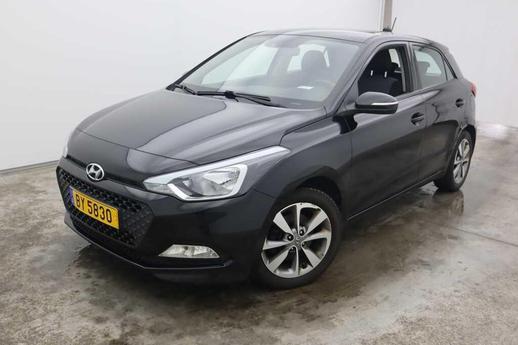 Hyundai i20 2017 фото