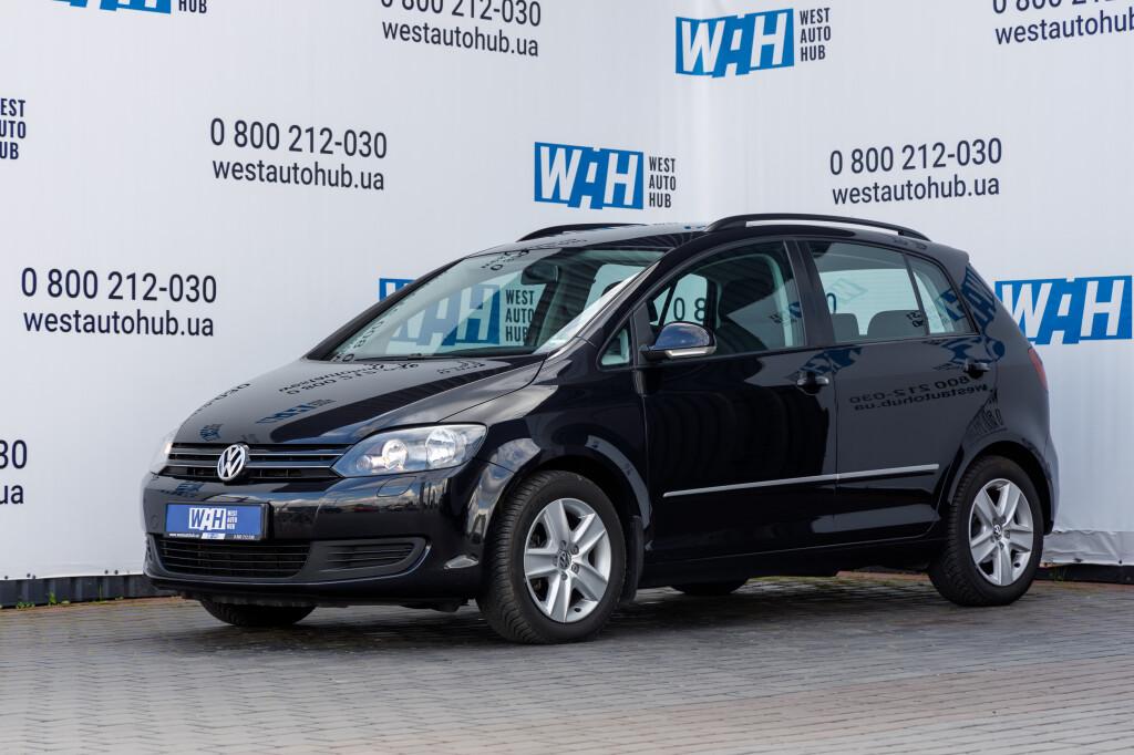 Volkswagen Golf Plus 6 2010 фото