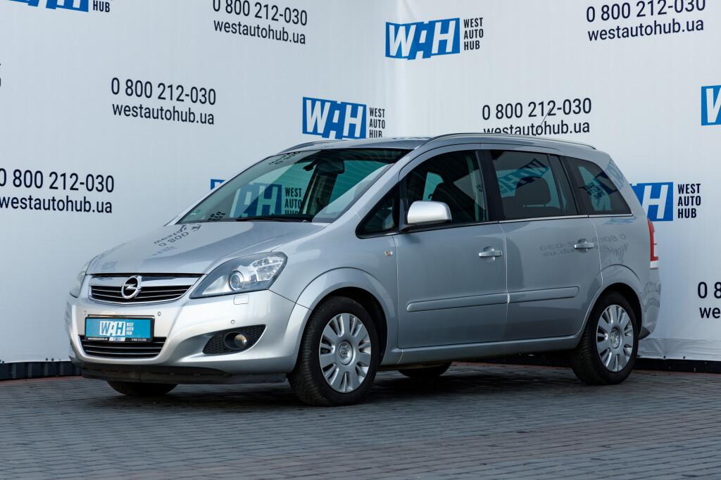 Opel Zafira 2013 фото