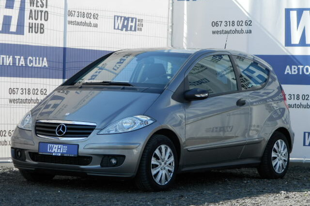 Mercedes-Benz A 160 2008