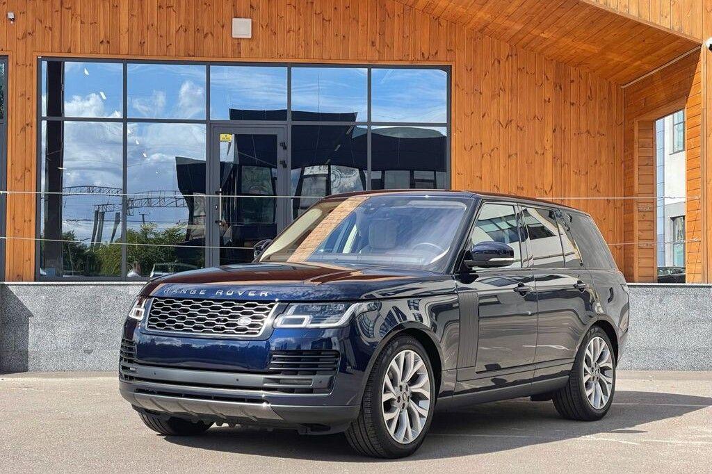 Land Rover Range Rover HSE 2020 фото