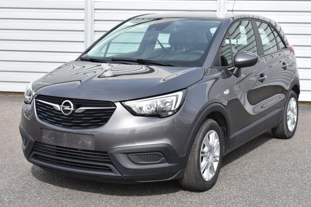 Opel Crossland X 2019 фото