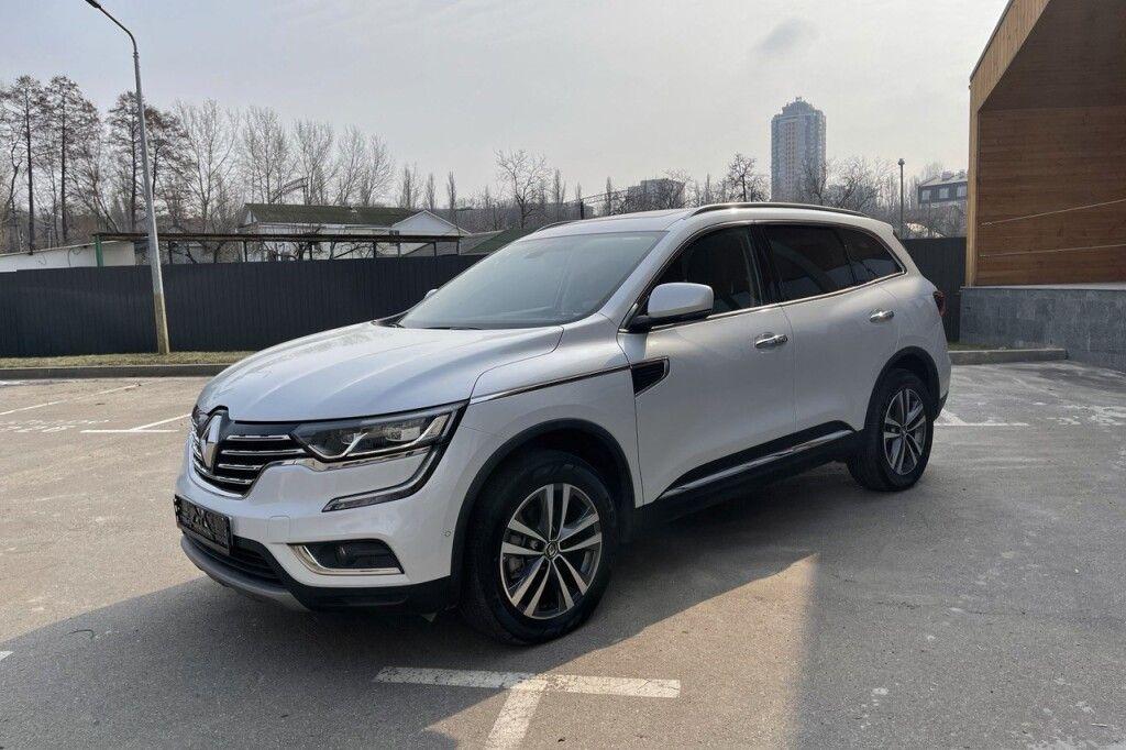 Renault Koleos Intense 4WD 2018 фото