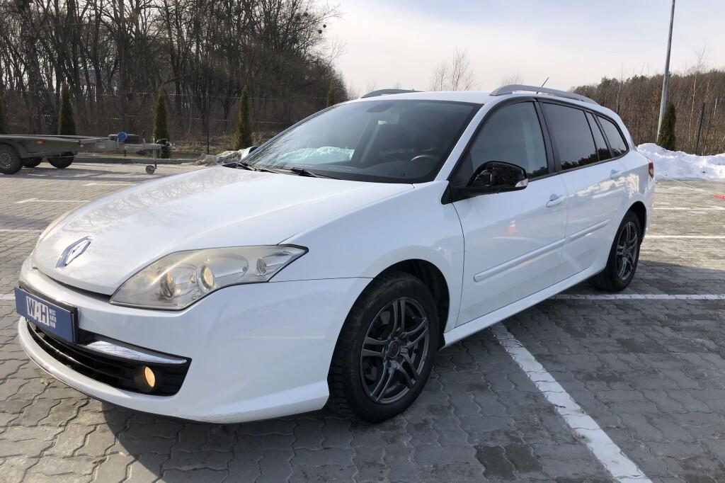 Renault Laguna фото