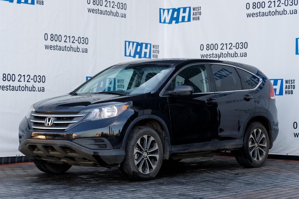 Honda CR-V LX фото