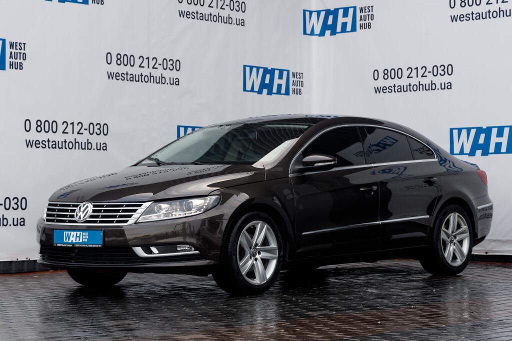 Volkswagen CC 2012 фото