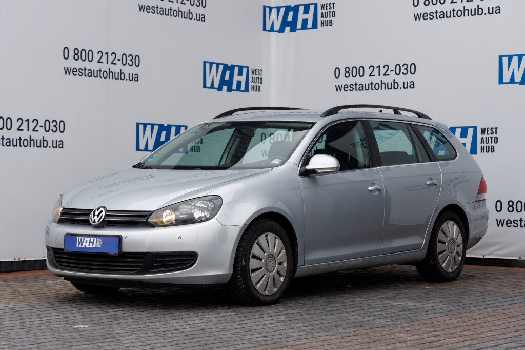 Volkswagen Golf VI фото