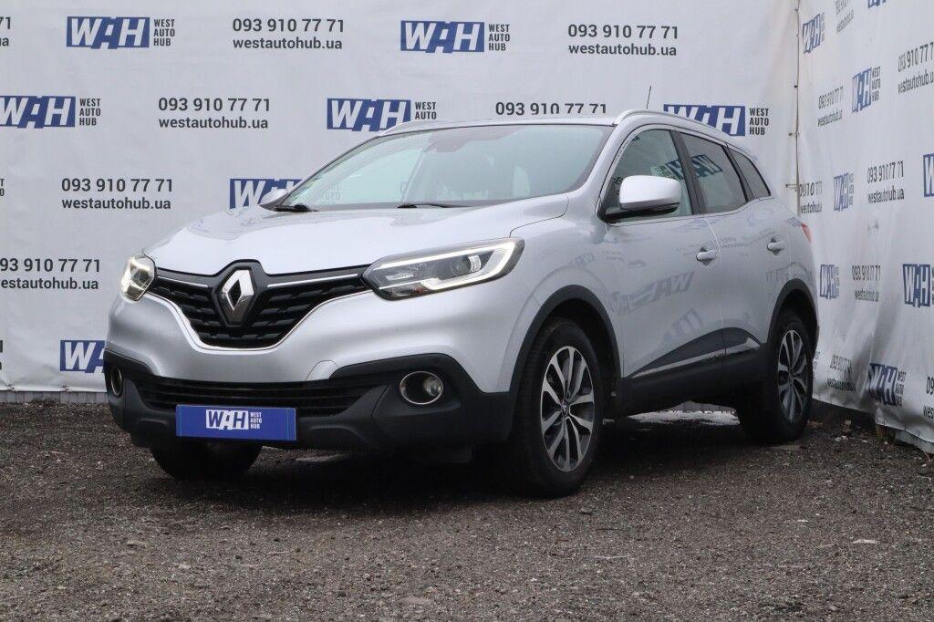 Renault Kadjar ZEN 2017 фото