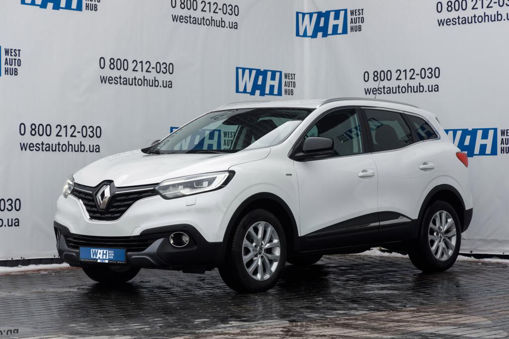Renault Kadjar BOSE фото